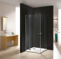 Stūra dušas kabīne Sanplast Free Line KN4/Free 80s