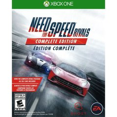 Gra Xbox ONE Need For Speed Rivals