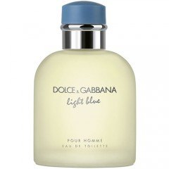 Tualetes ūdens Dolce & Gabbana Light Blue edt 75 ml