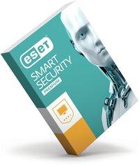 ESET Smart Security Premium 11, 1 PC Jauna licence 12 mēnešiem vai licences atjaunošana uz 18 mēnešiem.