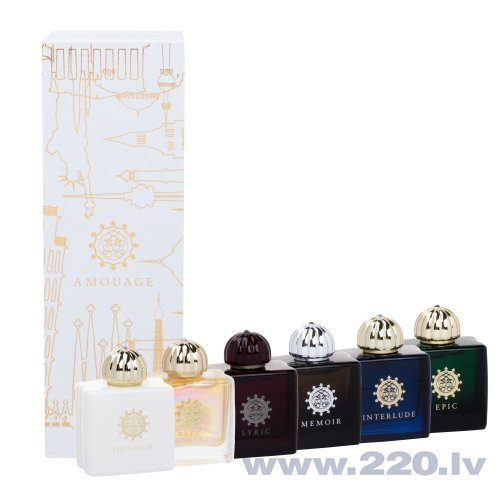 Комплект Amouage Miniature Modern Collection: edp 6 x 7,5 мл