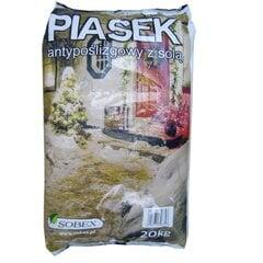 Соль для посыпки улиц 20 кг цена и информация | Лопаты для снега, скребки, толкатели для снега | 220.lv