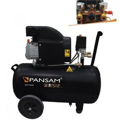 Воздушный компрессор 50 л PANSAM