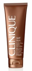 Pašiedeguma losjons Clinique Self Sun 125 ml