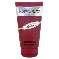 Гель для душа Bruno Banani Made for Women 50 мл