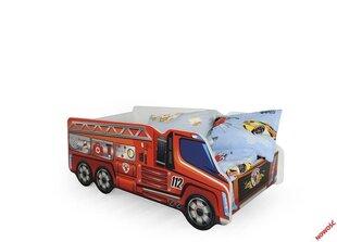 Gulta ar matraci Fire Truck