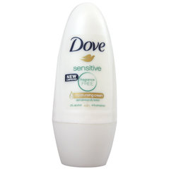 Rullīšu dezodorants Dove Sensitive 50 ml
