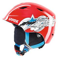 Лыжный шлем для детей Uvex Airwing 2