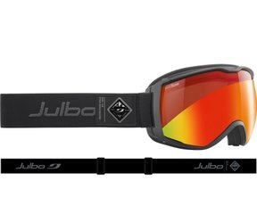 Лыжные очки Julbo Aerospace Snow Tiger, чёрные, серые