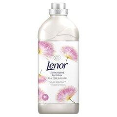 Veļas mīkstinātājs LENOR Silk Tree Blossom, 1380 ml cena un informācija | Veļas mīkstinātājs LENOR Silk Tree Blossom, 1380 ml | 220.lv