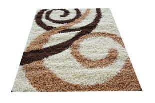 Ковер Shaggy Long 03 Sand, 80x150 см