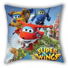 Dekoratīvā spilvendrāna Super Wings