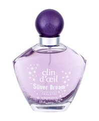 Tualetes ūdens BOURJOIS Paris Clin d´Oeil Silver Dream EDT 75 ml cena un informācija | Tualetes ūdens BOURJOIS Paris Clin d´Oeil Silver Dream EDT 75 ml | 220.lv