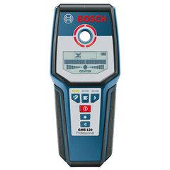 Универсальный детектор Bosch GMS 120