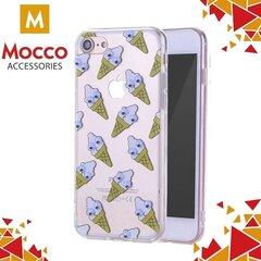 Mocco Cartoon Eyes Ice Cream maciņš priekš Samsung J510 Galaxy J5 (2016)