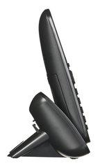 Panasonic KX-TGC210, Melns cena un informācija | Stacionārie telefoni | 220.lv