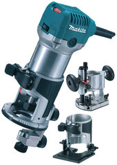 Фрезер Makita RT0700CX2J цена и информация | Фрезы | 220.lv