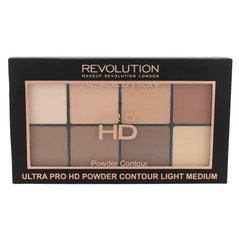 Палитра для контурирования лица Makeup Revolution London Ultra Pro HD 20 г