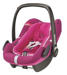 Autokrēsls MAXI COSI Pebble Plus, 0-13 kg, Frequency pink