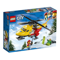 60179 LEGO® City Great Vehicles Ambulance Helicopter Вертолет скорой помощи