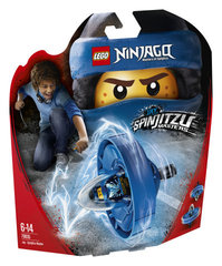 70635 LEGO® NINJAGO® Jay – Spinjitzu Master