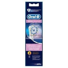 Braun EB 60-2 SENSI UT   цена и информация | Электрические зубные щетки | 220.lv