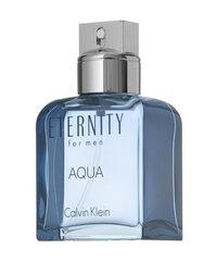 Tualetes ūdens Calvin Klein Eternity Aqua For Men edt 100 ml cena un informācija | Tualetes ūdens Calvin Klein Eternity Aqua For Men edt 100 ml | 220.lv