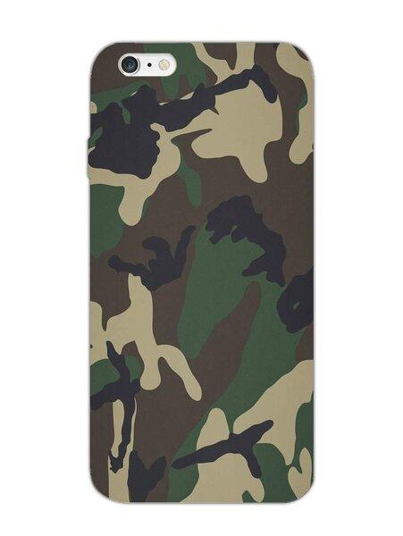 Mocco Ultra maciņš priekš Apple iPhone X Army