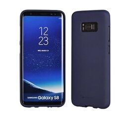 Mercury Soft Feeling Matte 0.3 mm maciņš priekš Samsung J530 Galaxy J5 (2017) Midnight Blue (EU Blister) cena un informācija | Mercury Soft Feeling Matte 0.3 mm maciņš priekš Samsung J530 Galaxy J5 (2017) Midnight Blue (EU Blister) | 220.lv