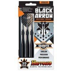 Šautrinu komplekts Harrows Black Arrow cena un informācija | Šautrinu komplekts Harrows Black Arrow | 220.lv