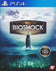 Bioshock The Collection, PS4