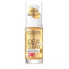 Grima pamats Eveline High Quality All Day Ideal Stay SPF10 30 ml