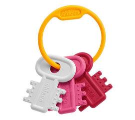 Graužama rotaļlieta Chicco Rozā atslēgas