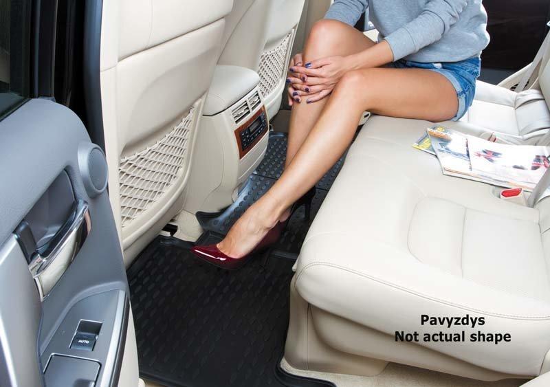 3D VW Scirocco 2009->, 4 pcs. /L65037 lētāk