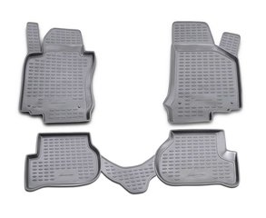 3D VW Golf V 2003-2009, 4 pcs. /L65023G /gray