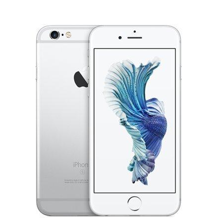 Apple iPhone 6s 64GB Silver MKTO2LL/A (Atjaunots) internetā