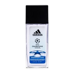 Dezodorants Adidas UEFA Champions League Arena Edition 75 ml