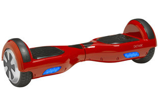 Giroskūteris Denver DBO-6501 MK2, sarkans cena un informācija | Smart ierīces un piederumi | 220.lv