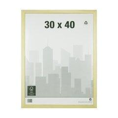 Foto rāmis NATURAL WOOD, 30x40 cm cena un informācija | Foto rāmji un albumi | 220.lv