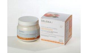 Органический увлажняющий скраб для тела Delidea BIO 200 мл цена и информация | Скрабы для тела | 220.lv
