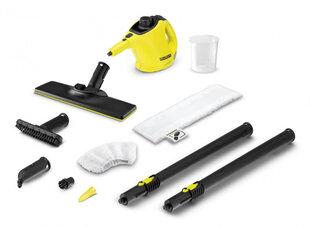 Karcher SC 1 EasyFix Garo valytuvas cena un informācija | Tvaika tīrītāji, grīdas mazgāšanas ierīces | 220.lv