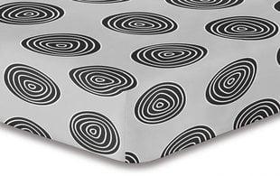 DecoKing palags Hypnosis Collection Fossil S1, 220x240 cm цена и информация | Простыни | 220.lv