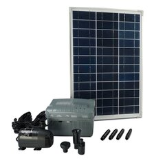 Komplektas su saulės moduliu ir siurbliu Ubbink SolarMax 1000 cena un informācija | Dārza baseini un to kopšanas līdzekļi | 220.lv