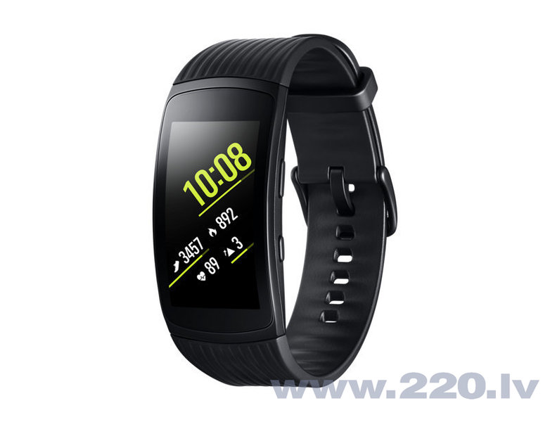 Samsung Gear Fit2 Pro S Black