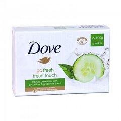 Мыло Dove Go Fresh Fresh Touch 2 x 100 г