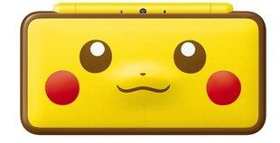 Nintendo 2DS XL - Pikachu Edition cena un informācija | Spēļu konsoles | 220.lv