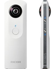 Ricoh Theta SC, Balts