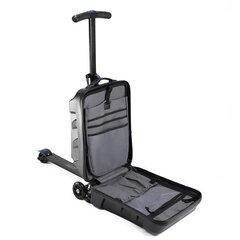 Самокат с чемоданом HTF06 Nils Extreme