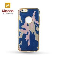 Mocco Army Back Case Silicone Case for Samsung A520 Galaxy A5 (2017) Blue cena un informācija   Maciņi, somiņas   220.lv