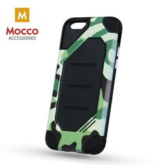 Mocco Defender Army Super Protection Back Case for Apple iPhone 7 / 8 Green